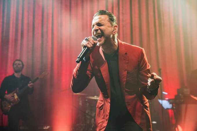RollingStone: Happy birthday Dave Gahan! Check out our recent interview with the Depeche Mode singer