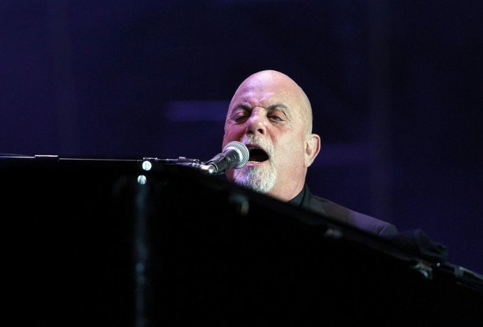 Happy 68th birthday to singer, songwriter and pianist Billy Joel!