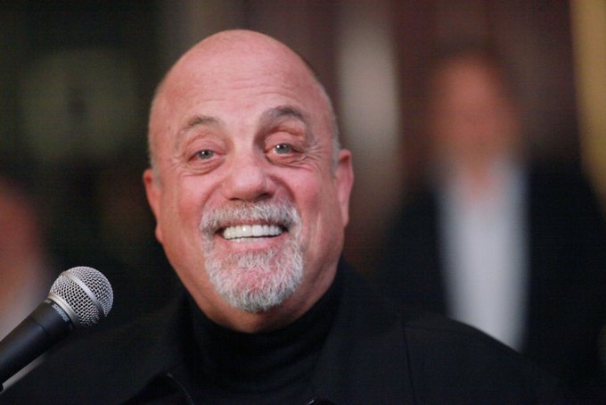 Happy birthday to Billy Joel wish the best for you :)
