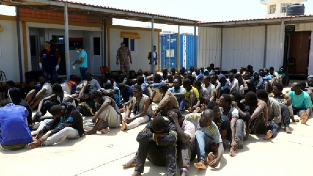 ICC wants to investigate human trafficking in Libya