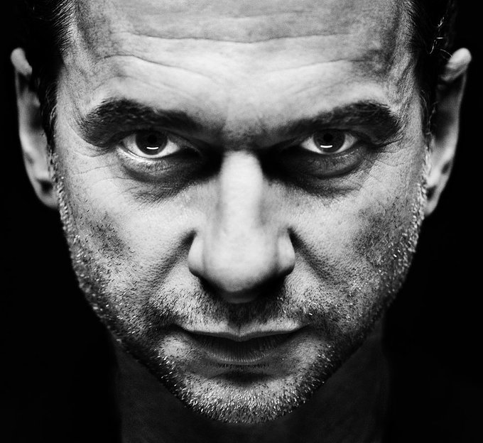 Healthy living or vampire. Maybe a combo of both? Either way, happy 55th bday Dave Gahan!