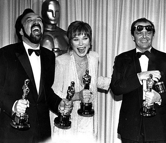 Happy birthday to a terrific filmmaker, three-time Oscar-winner James L. Brooks!