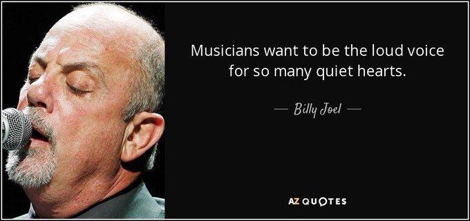 Happy Birthday to the Piano Man, Billy Joel (1949).