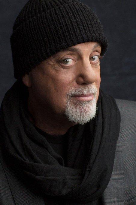Happy 68th Birthday to Billy Joel.          ~ The Stranger