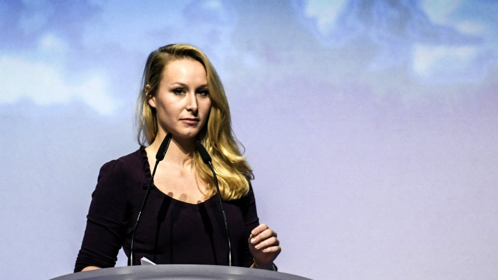 Marion Maréchal-Le Pen to quit politics, say media reports