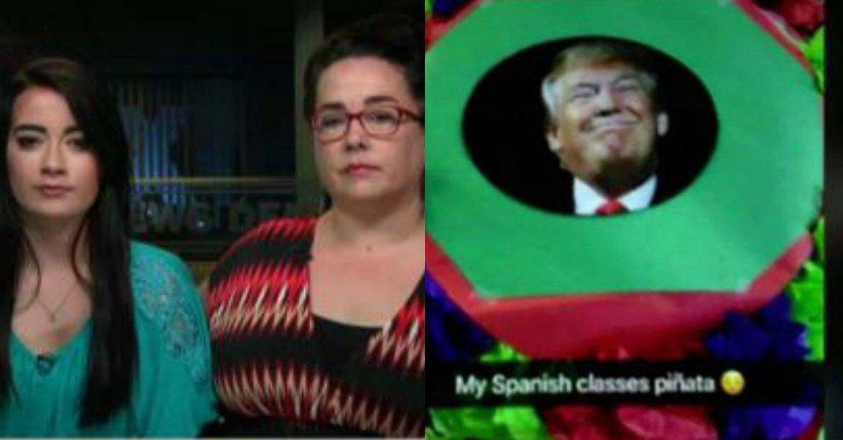 WATCH: CO High School Students Bash Trump Piñata on Cinco De Mayo