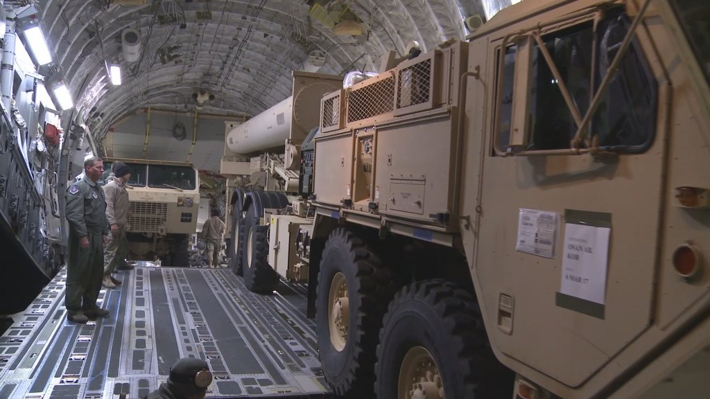 FOCUS - Controversy in South Korea over US missile defence system