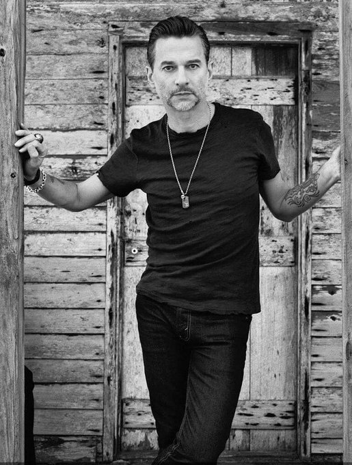 Happy birthday Dave Gahan of Depeche Mode