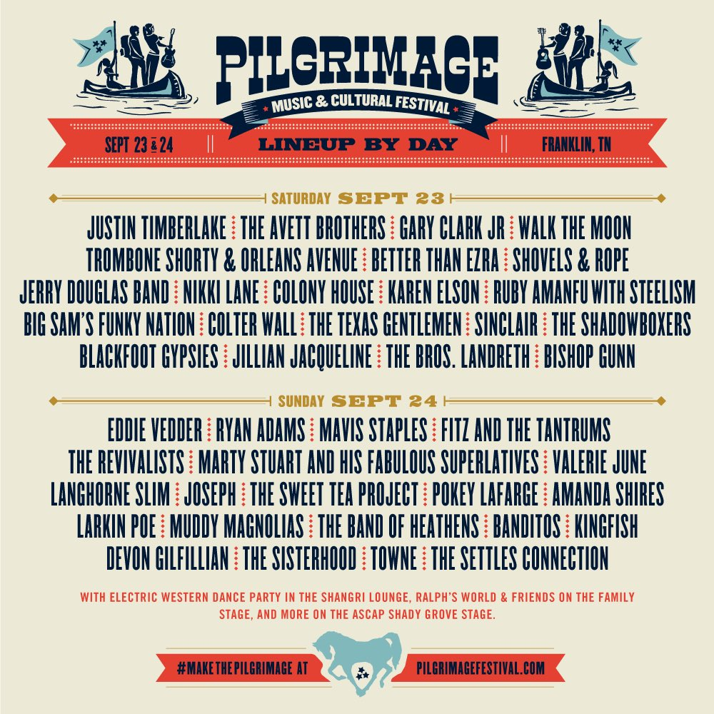 Who's going to #MakeThePilgrimage? -teamJT https://t.co/Ze9lfp3NaM