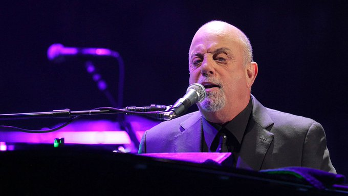 Happy Birthday Piano Man!  Billy Joel turns 68 years young today!