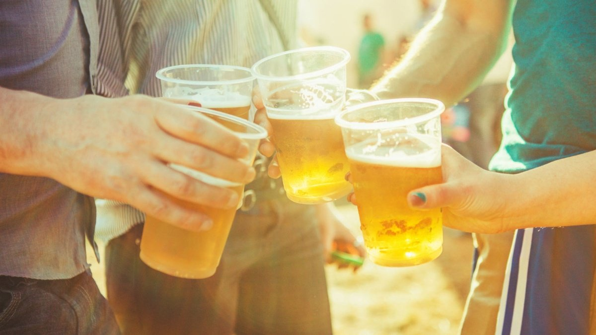 This new beer is made using human urine