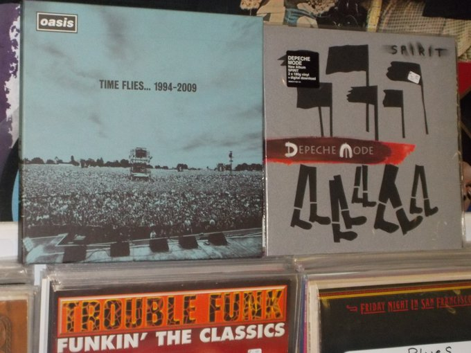 Happy Birthday to Paul McGuigan of Oasis & Dave Gahan of Depeche Mode