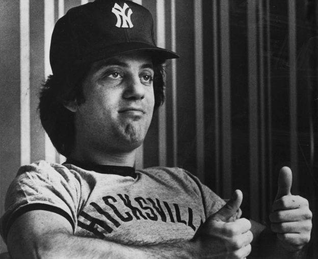 Happy birthday, Billy Joel.