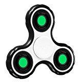#6: POAO Fidget Spinner Hand Spinner juguete Tri Fidget Para Adultos Niños...