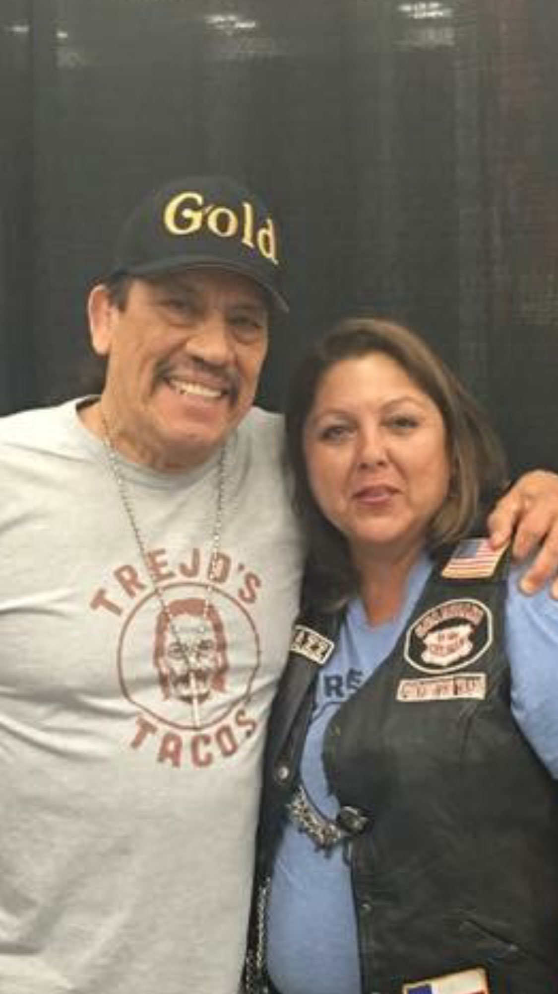 Want to wish the Original Mr Bad Ass  Danny Trejo a Happy Birthday