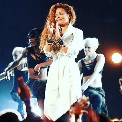 Happy Birthday to Janet Jackson!!!
