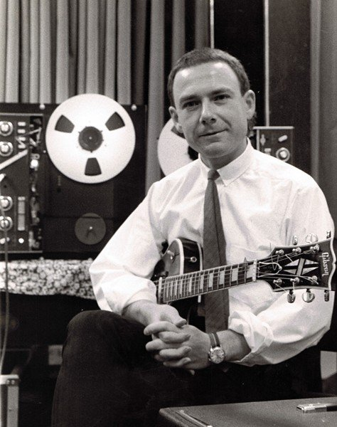 Happy Birthday to Robert Fripp!