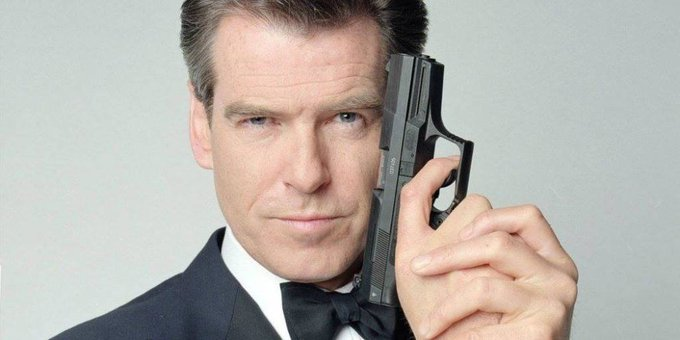 5-16 Happy birthday to Pierce Brosnan.