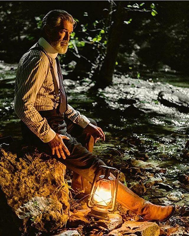 Happy Birthday, Pierce Brosnan!  # The Son, the drama series...