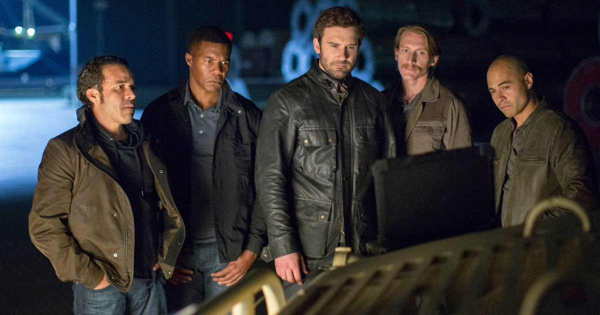 NBC renews Taken, plans showrunner change: