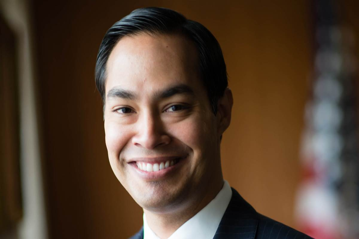 Former Housing Secretary Julian Castro has gone unfiltered on politics
