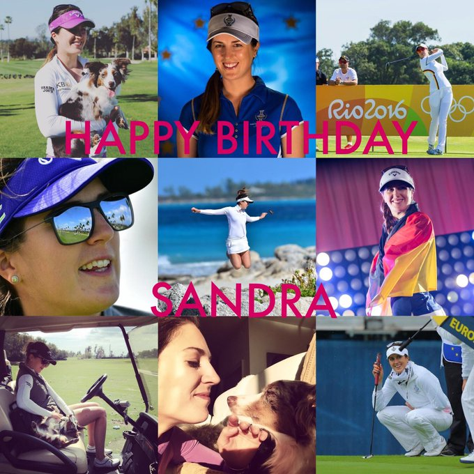 happy birthday Sandra!! Hope you have an awesome day!!
