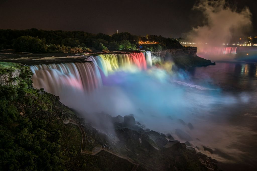 Sweet shot of Niagara Falls.. https://t.co/c1OI1YTAGU https://t.co/4vOI3f4LFD