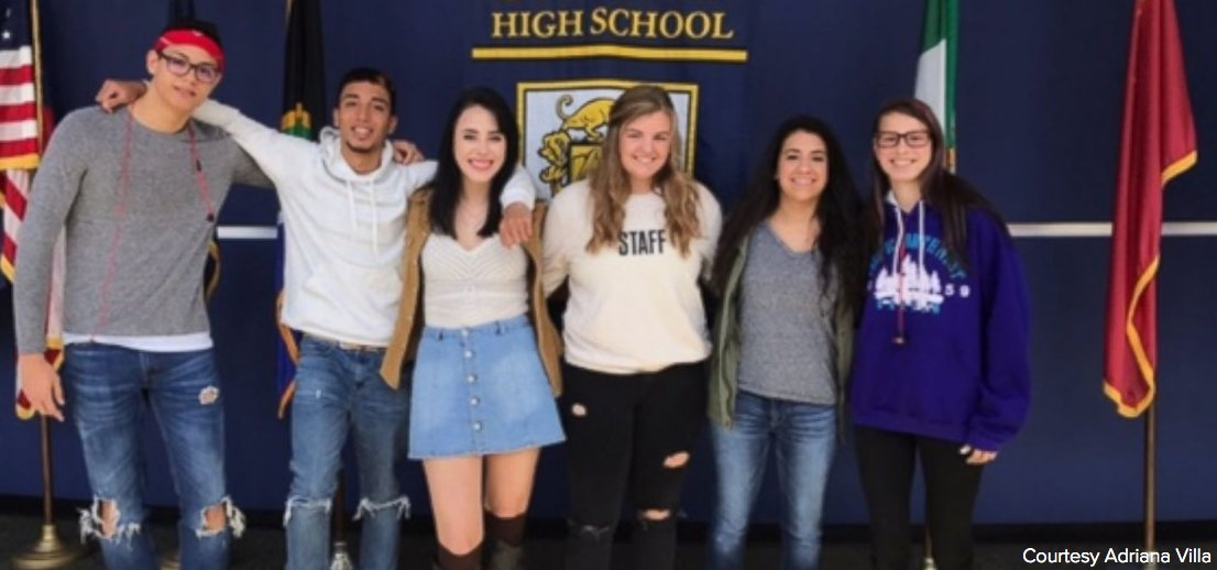 """Michigan high school gives students hope with """"13 Reasons Why Not"""" to commit suicide."""