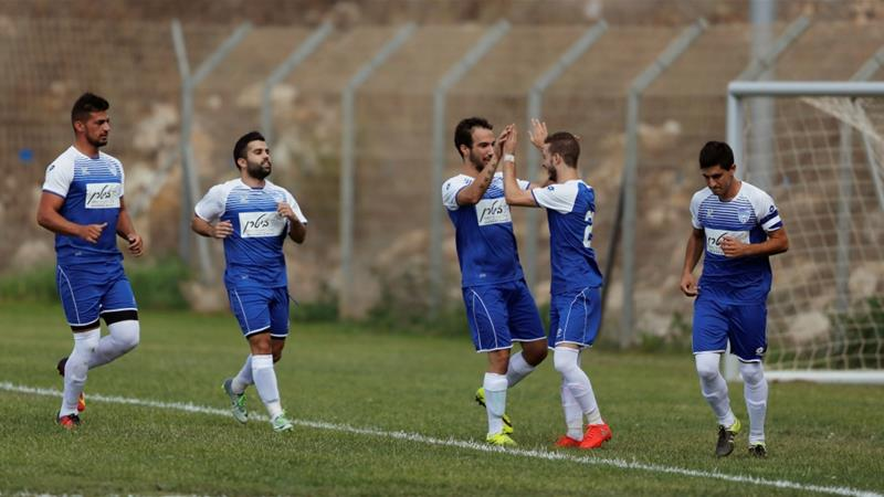 FIFA delays stand on Israeli settlement football teams in occupied Palestinian territory