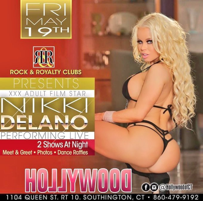 2 pic. Meet me live next weekend at @RockRoyaltyClub in Connecticut https://t.co/aChUfaZAUP