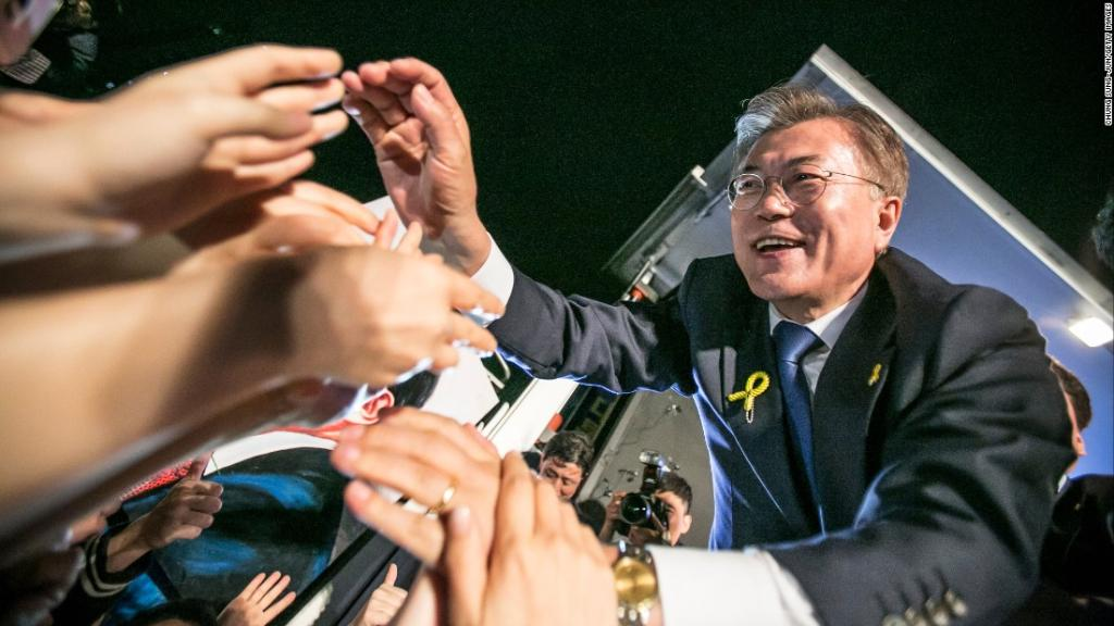 South Korea's new president wants to reverse its North Korea policy