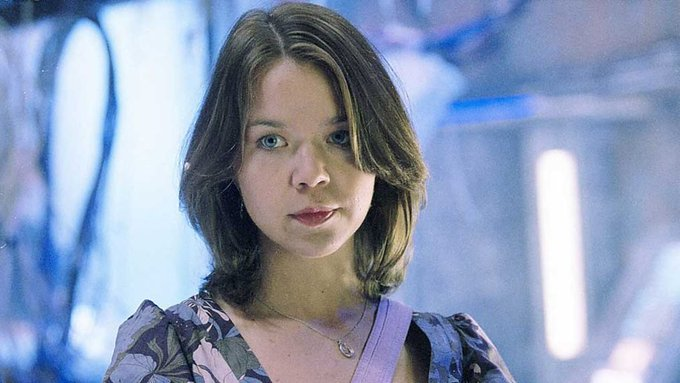 Happy Birthday to Anna Maxwell-Martin who played Suki in The Long Game.