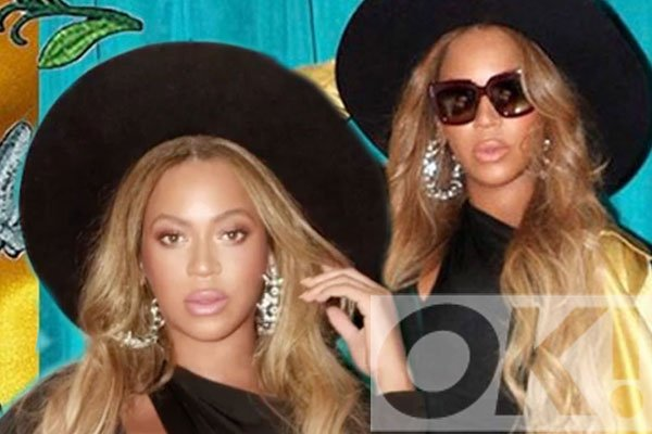 Wow! @Beyonce responds to BIRTH rumours with a stylish baby bump photoshoot