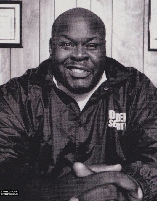RIP Big Black you were so sweet to me. Rest easy 🙏🏿 https://t.co/4Np7qammh8
