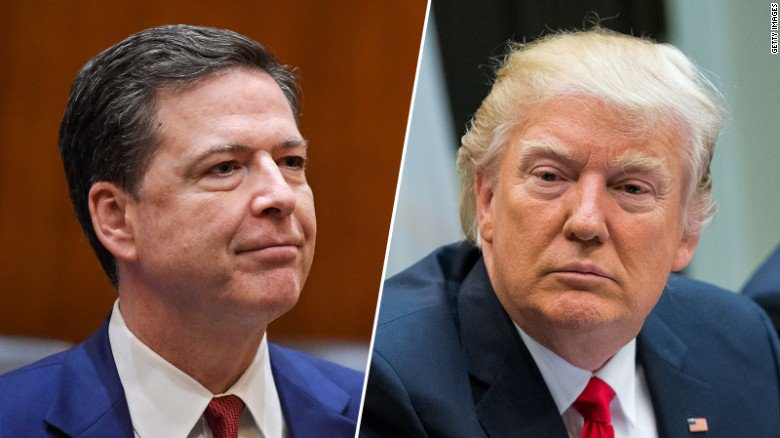 5 things for Wednesday:  - Comey fired - Syria - South Korea - Tunnel collapse -