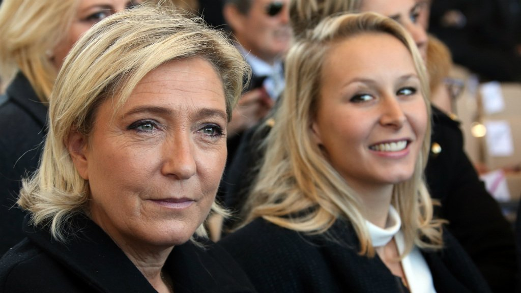 National Front's Marion Maréchal-Le Pen steps away from politics, for now