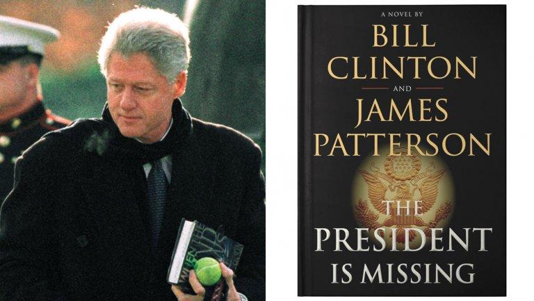 Bill Clinton's debut novel hunting for film deal