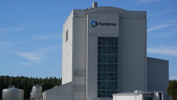 Fonterra offers compensation to Australian farmers