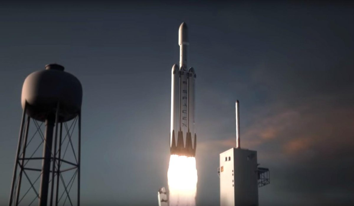 Watch SpaceX test the rocket that will go to Mars