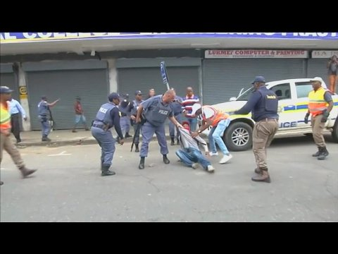 VIDEO -  Faced with xenophobia, Congolese immigrants in South Africa feel abandoned