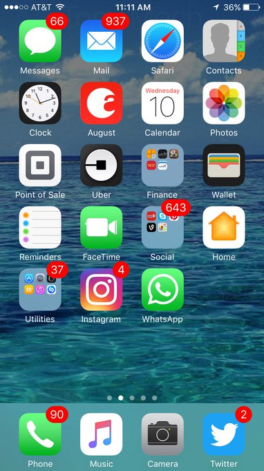 Trying to get my adult life together and go through 937 emails & 66 messages. And it's my lucky numbers: