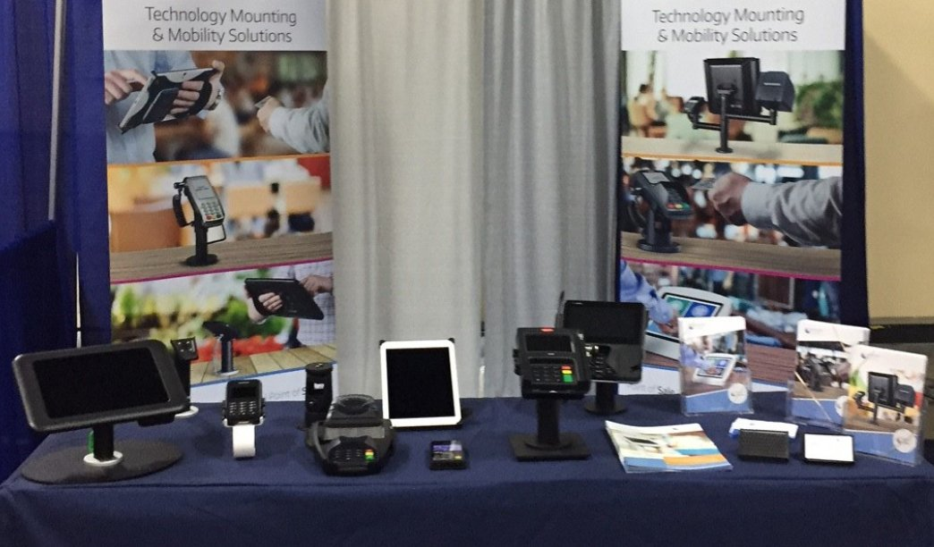 test Twitter Media - #Transact17 exhibit hall is open. SpacePole, Inc. is showing a variety of solutions for static & #mobilepayments - booth 1113 @ETATRANSACT https://t.co/TWcvfTREHw