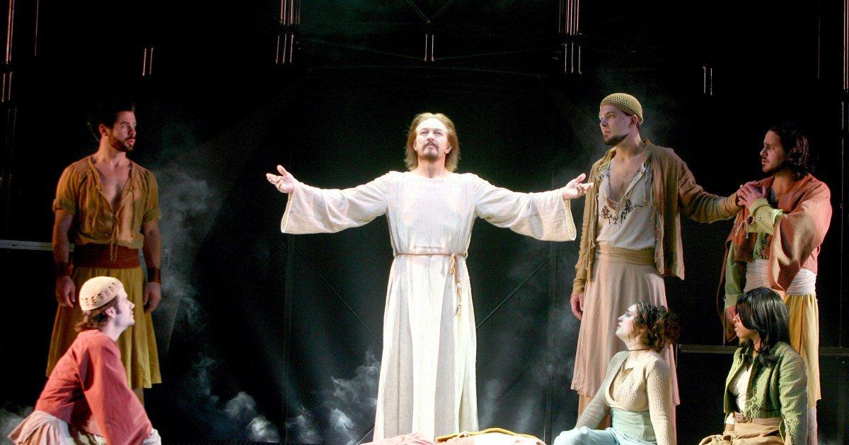 'Jesus Christ Superstar' is NBC's next live musical!