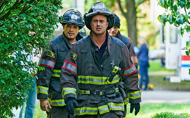ChicagoFire, ChicagoMed and ChicagoPD have been renewed by NBC: