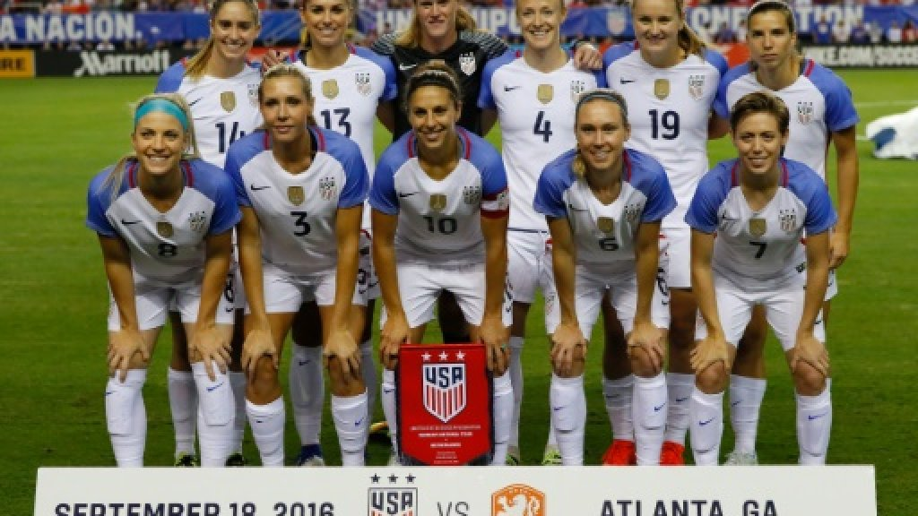 US women's football to host Japan, Aussies, Brazil in new event