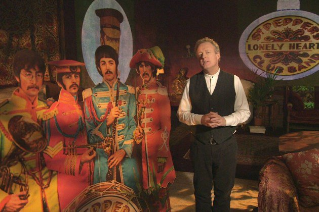 PBS will air 50th anniversary doc of The Beatles' Sgt. Pepper's Lonely Hearts Club Band on June 3. https://t.co/dgIxjadGvt