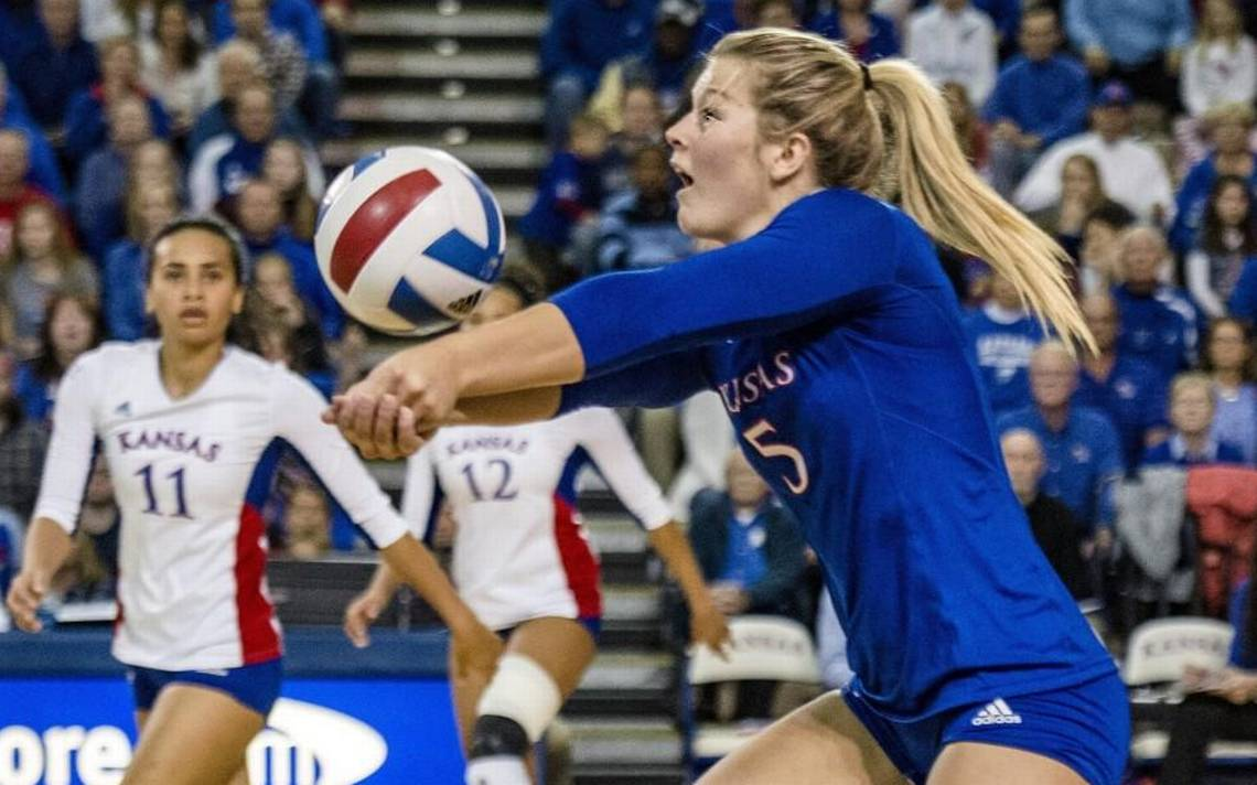 KU's Final Four volleyball team among programs with perfect one-year APR score