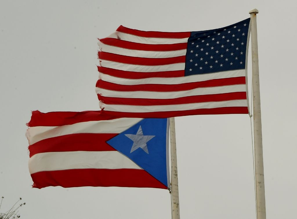 Puerto Rico drinking water is worst in US: report
