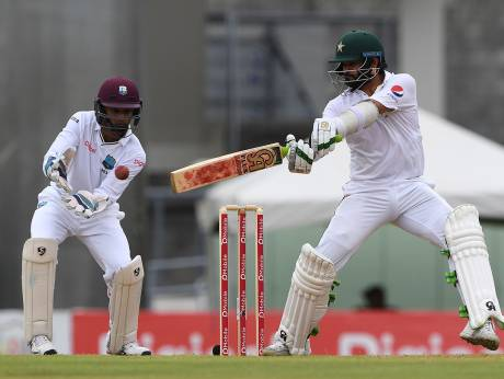 Azhar Ali stars in solid start for Pakistan