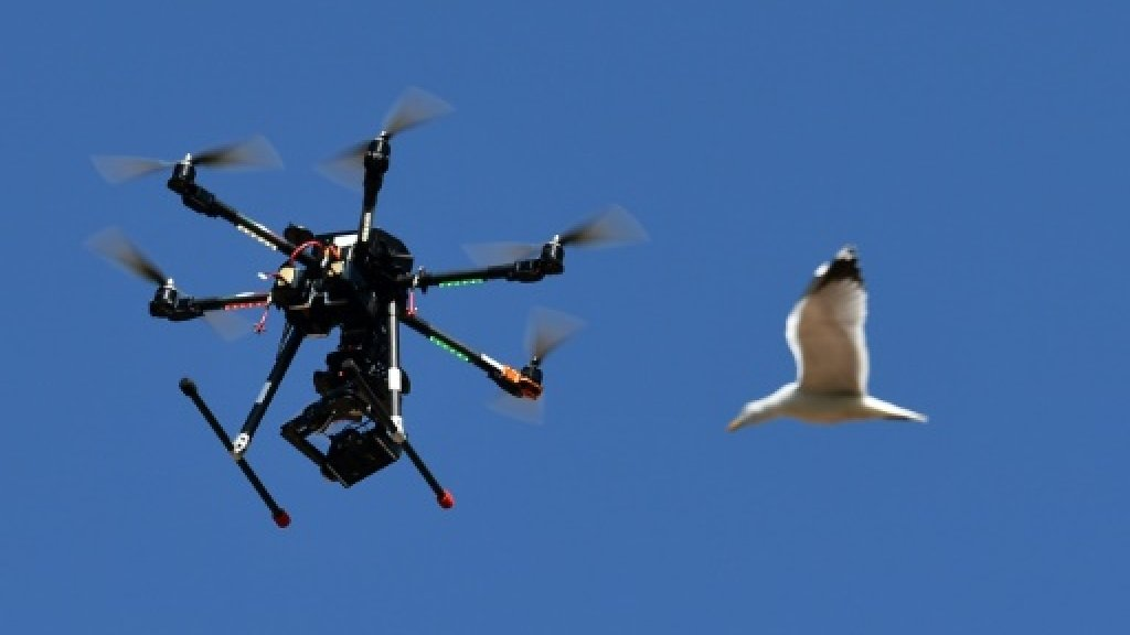 UN aviation agency seeks public input on drone tracking